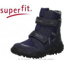 Superfit 1-00080-80 zimní boty HUSKY tmavě modrá