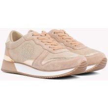 TOMMY HILFIGER béžové tenisky Tommy Stud City Sneaker Dark Taupe 5cc9c83629b