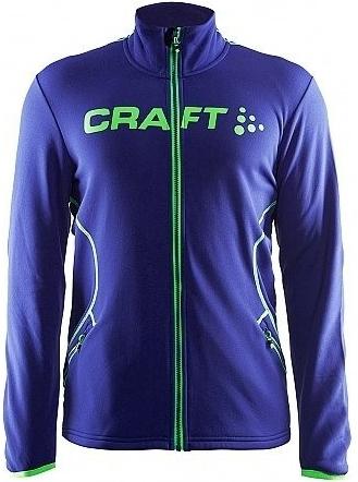 CRAFT Logo Full Zip černá-bílá alternativy - Heureka.cz 68517a7fef