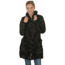 Desigual kabát 48E2L24 Ibuk 2022 Gris Alquitran