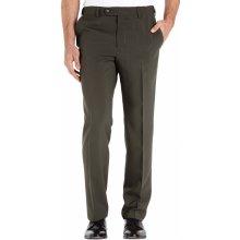 Kalhoty olivová