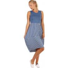 500dd74cd6fa TopMode letní šaty s balonovou sukní denim