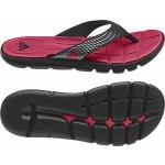 Adidas ADIPURE 360 THONG W - black1/blapnk/neirme