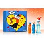 Moschino I Love Love EdT 30 ml + Tělové mléko 25 ml + Sprchový gel 25 ml Dárková sada