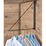Schneiders Easy-Up Collapsible Clothing Hanger
