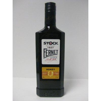 Fernet Honey Stock 0,5 l