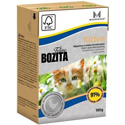 Bozita Feline Kitten 190 g
