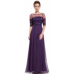 Ever Pretty společenské šaty fialová od 1 790 Kč - Heureka.cz 0a18816589