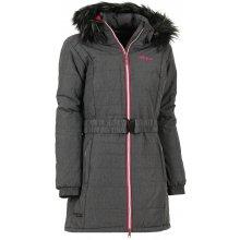 Altisport dámský zimní kabát GAYA ALLW16014 šedá