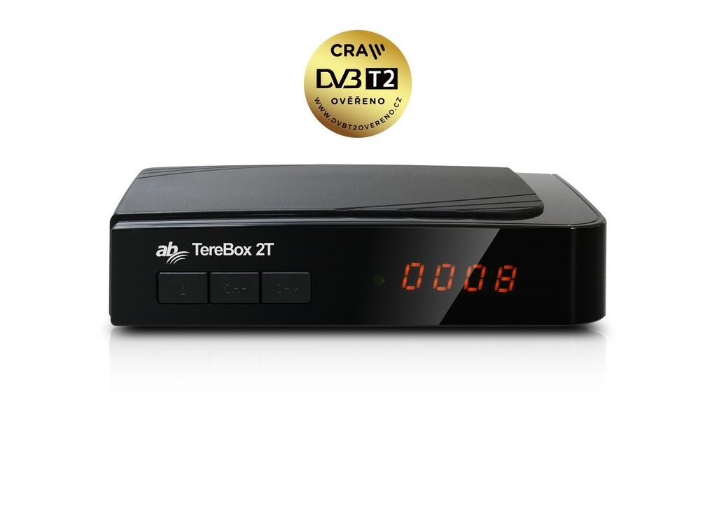 Recenze AB TereBox 2T