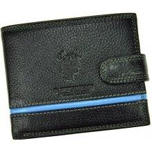 Harvey Miller Polo Club Pánská kožená peněženka 5313 561 černá