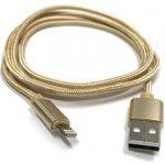 Crono CRUSB/IP propojovací USB 2.0/ Lightning, 1m