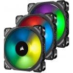 Corsair ML120 PRO RGB LED 120MM PWM Premium Magnetic Levitation Fan - 3 Fan Pack with Lighting Node PRO, CO-9050076-WW