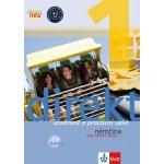 Direkt 1 NEU Němčina pro střední školy - učebnice a pracovní sešit + CD - Giorgio Motta