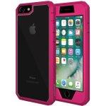 Pouzdro Amzer Full Body Hybrid Case iPhone 7 růžové