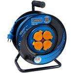 Narex PBN50 prodlužovací kabel na bubnu 4 zásuvky 50m 65404962