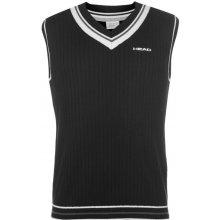 Head Club Sleeveless SweatShirt black
