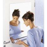 WENKO Samolepící zrcadlová fólie, stříbrná, 150 x 58 cm