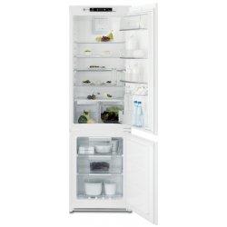 Lednička s mrazákem electrolux