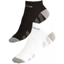 Litex Sportovní ponožky nízké 99636 Bílá