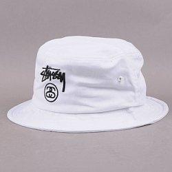 4defc0330c8 Stussy Stock Lock Fa14 Bucket Hat bílý alternativy - Heureka.cz
