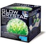 4M Pěstování svítících krystalů
