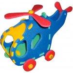 MALÝ GÉNIUS 3D puzzle - Vrtulník