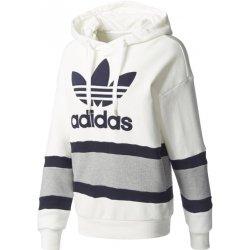 Adidas Trefoil Hoodie BS4292 bílá dámská mikina - Nejlepší Ceny.cz 892edf453c