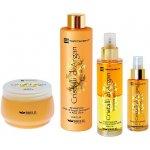 Brelil se 100% arganovým olejem šampon 250 ml + maska 250 ml + olej 120 ml + olej 50 ml dárková sada