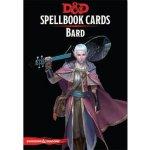 Hra na hrdiny D&D 5th Edition: Spellbook Cards Bard