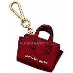 Přívěsek na klíče a kabelku MICHAEL KORS (SELMA RED)
