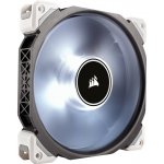 Corsair ML140 PRO LED White 140mm PWM Premium Magnetic Levitation Fan CO-9050046-WW