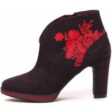 Desigual kotníkové boty Yolanda Eva Negro 67AS6C2 2000