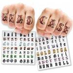 Tetování na prsty