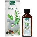 Finclub Herbs Oil olej s 27 rostlinnými extrakty 100 ml