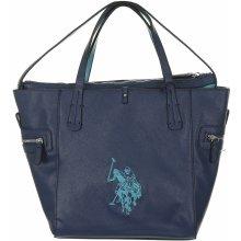U.S.Polo Assn. BAG118S6/03 Navy/Turquoise