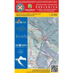 Mapa Paklenica 1 25 T Od 239 Kc Heureka Cz