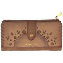 Dogsbybeluchi Módní peněženka Wallet 26409 6 Camel