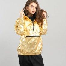 Adidas Golden Windbreaker zlatá