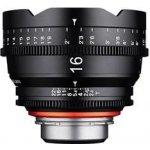 Xeen 16mm T2.6 Nikon F