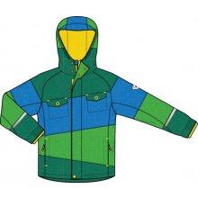 Chlapecká lyžařská souprava KILLTEC BENLY + žluté kalhoty PUNNY