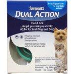 Sergent´s antiparazitní obojek pro psy a kočky 34 cm
