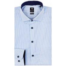 Nežehlivá košile Pure Modern Fit Modrá e900fb7a99