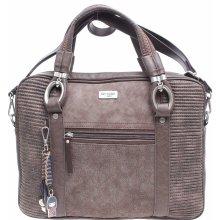 Kimmidoll kabelka 23655 hnědá