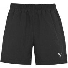 Puma Essential Woven Shorts černé