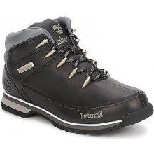 Timberland Kotníkové boty EURO SPRINT HIKER Černá c7298b84cf