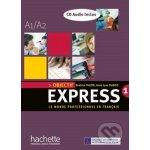 Objectif Express A1/A2 - TAUZIN, BEATRICE