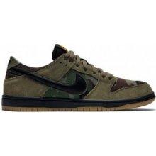 Nike SB Zoom Dunk Low Pro olive/black