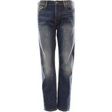 Levi's pánské jeansy 504 modré modrá